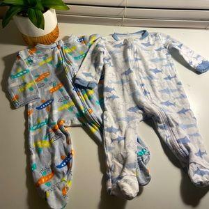 Baby Sleepwear Footies